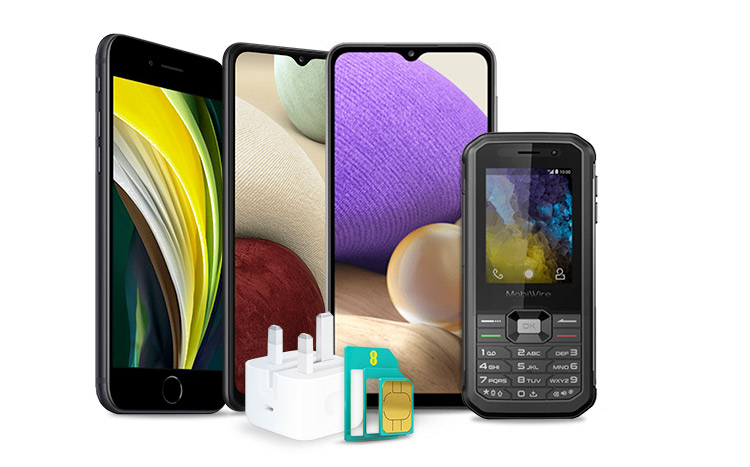 Image of mobile products for sale on Mobile Manager